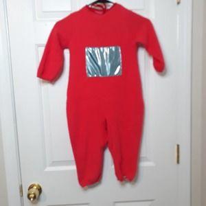 Teletubbies Po Costume Toddler Size
